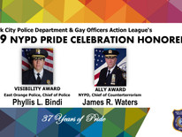 2019 NYPD Pride Celebration Honorees