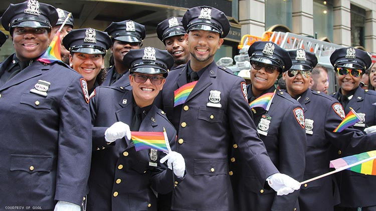 An LGBT Group Is Changing the NYPD From Within