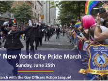 2017 NYC Pride Event Details