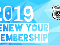 2019 Membership Renewal