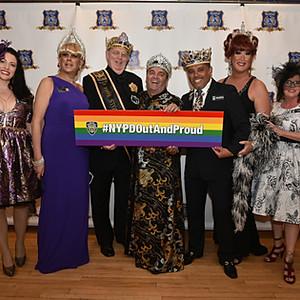 2017 NYPD Pride Celebration