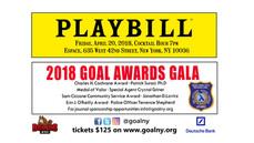 GOAL Gala Ticket Deadline is Tonight!