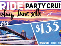 Pride Party Cruise