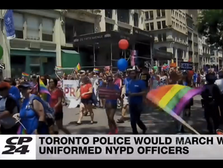 Toronto Police Invited to March with GOAL-NY in 2017 NYC Pride March