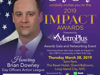 Gay City News 2019 Impact Awards