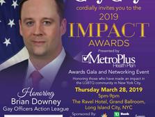 Gay City News 2019 Impact Awards