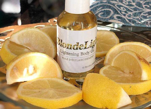Blondelight Whitening Oil