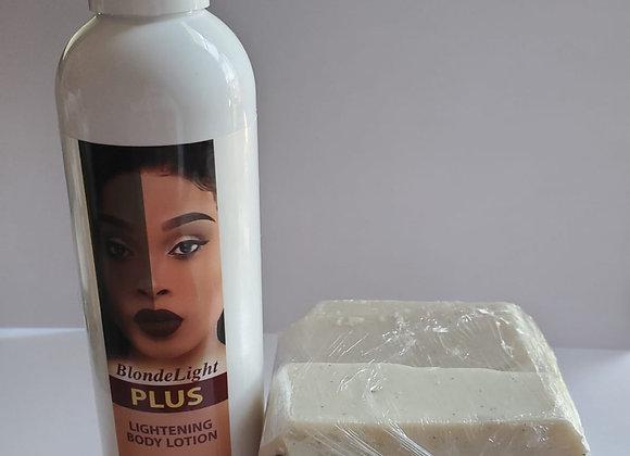 BLONDELIGH PLUS SOAP