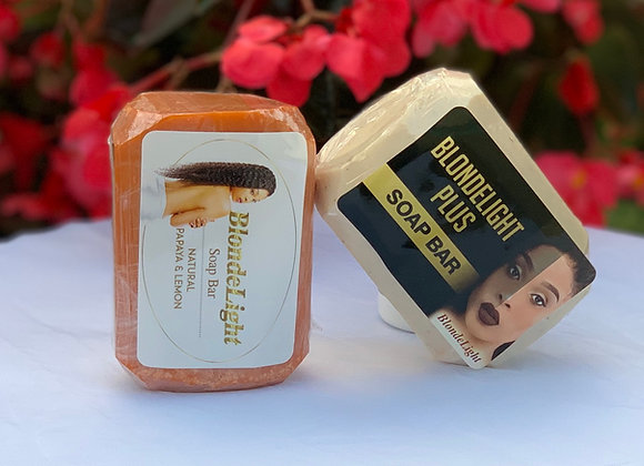 BLONDELIGHT SOAP COMBO