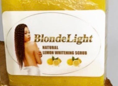 Blondelight Lightening Scrub