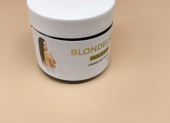 Blondelight Pure Face Cream