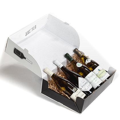 מארז יין - שאבלי צרפת