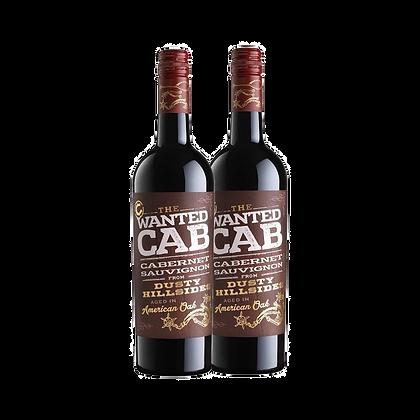 שני בקבוקים של דה וונטד - קברנה סוביניון