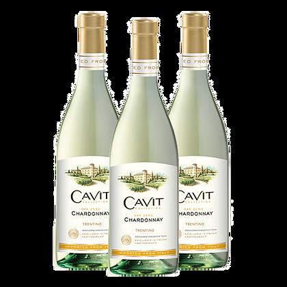קאוויט שרדונה - Cavit שלשיית