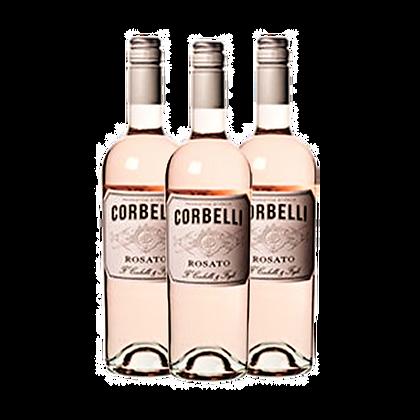 Corbelli Rosato - שלשיית קורבלי רוזה