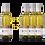 Thumbnail: שלשיית הרי גליל - לבן + בקבוק מתנה