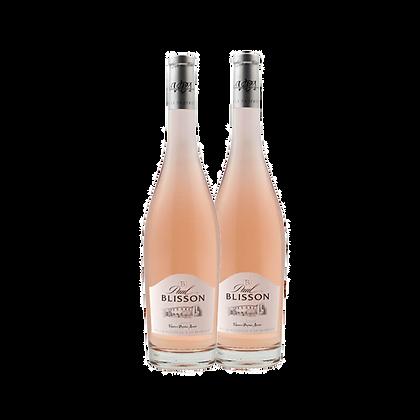 שני בקבוקים של פול בליסון - רוזה