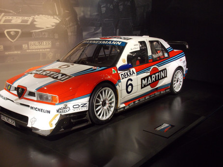 18 Ottobre 2019 ... Visita al Museo Alfa Romeo