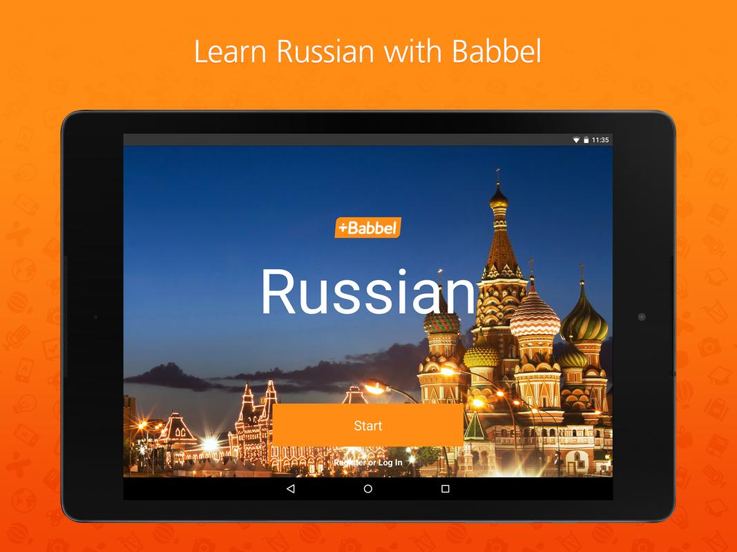 Learn Russian at Babbel