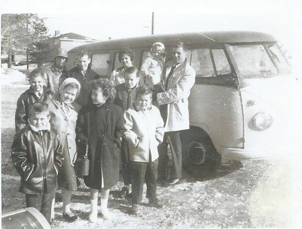GBC first van load feb 3 1963 001