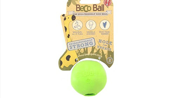 Small Natural Rubber Ball