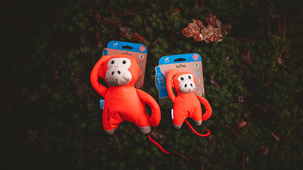 Small Recycled Soft Toy