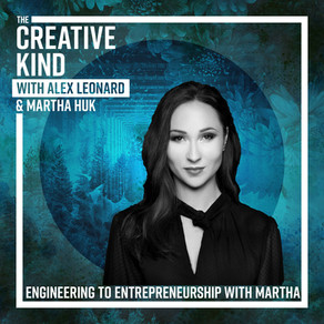 From Engineering to Entrepreneurship with Martha Huk