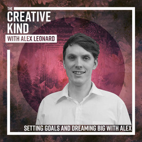 Setting Goals, Overcoming Challenges, and Dreaming Big with Alex!