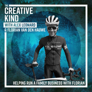 Helping Run a Family Business with Florian Van den Hauwe