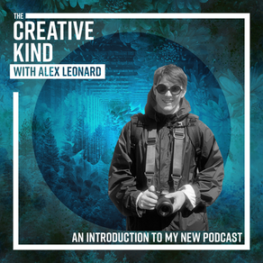 An Intro to The Creative Kind with Alex Leonard
