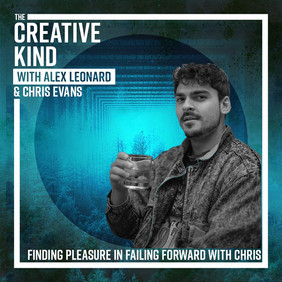 43. Finding Pleasure in Failing Forward with Chris Evans