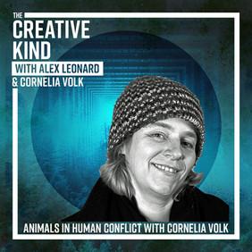 Animals and Humans in Conflict with Cornelia Volk