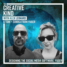 Sharing Original Content for Gems on Yuser with Tom and Eunika