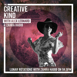 22. Lunar Rotations with Zahra Habib on 94.9FM