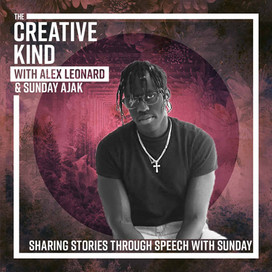 Sharing Stories Through Speech with Sunday Ajak