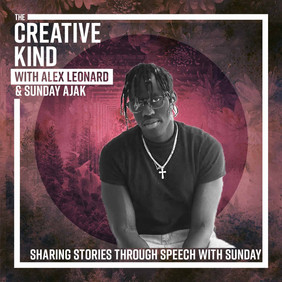 26. Sharing Stories Through Speech with Sunday Ajak