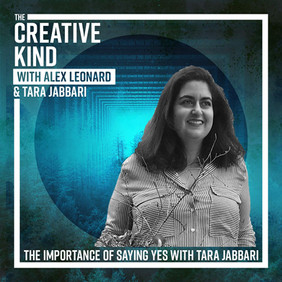 46. The Importance of Saying Yes with Tara Jabbari