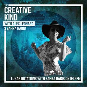 Lunar Rotations with Zahra Habib on 94.9FM