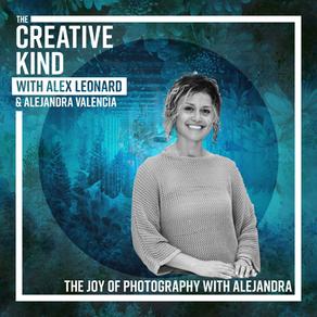 The Joy of Photography with Alejandra Valencia