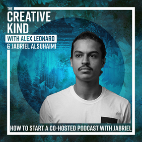 14. How to Start a Co-hosted Podcast with Jabriel AlSuhaimi