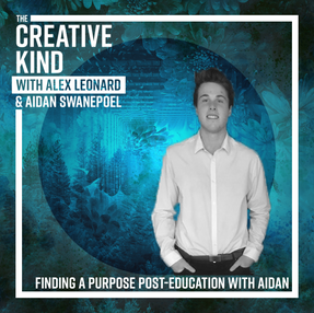 Finding a Purpose Post-Education with Aidan Swanepoel
