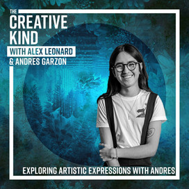 Exploring Artistic Expressions through Form with Andres Garzon