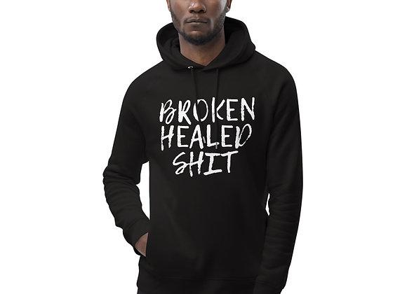 BHS Unisex pullover hoodie