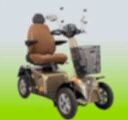Nieuwe en gebruikte scootmobielen in Goe