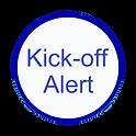 kick-off alart function