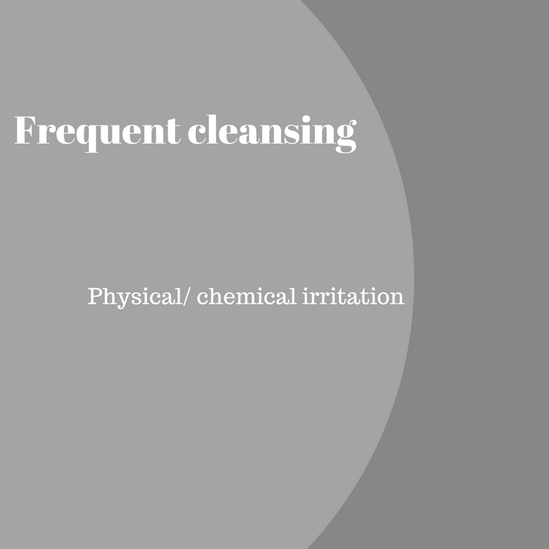 Factor 4: Frequent Cleasing