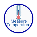 measure temperature funtion