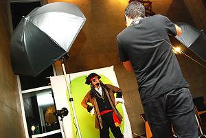 Fotos Instantâneas - Foto Montagem