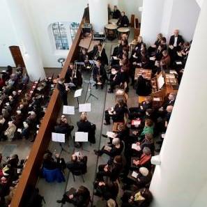 Eröffnung Kreuzeskirche 29.11.2014, © Ev. Kirche in Essen, Foto: Daniel Roth