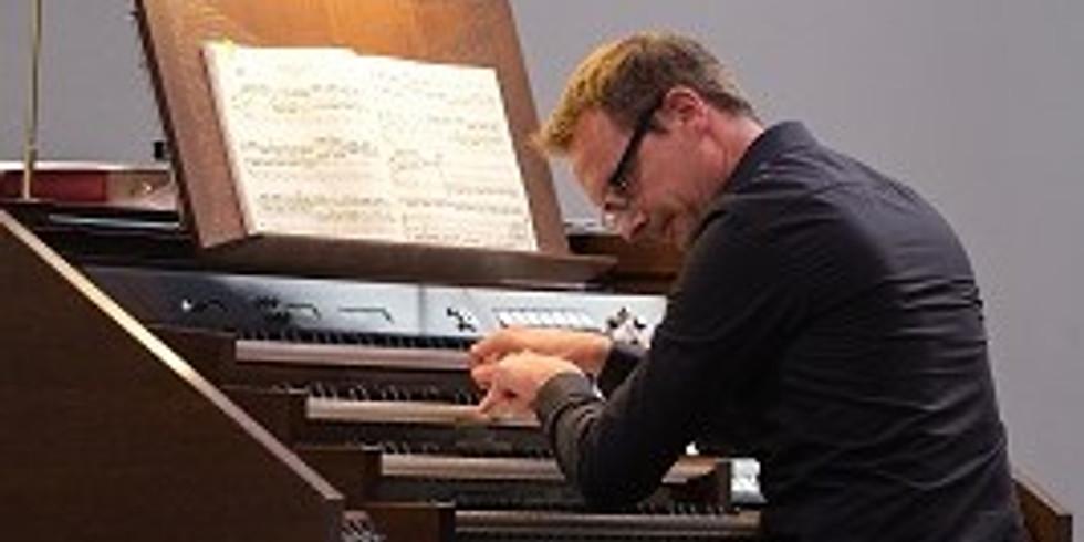 Orgelfestival.Ruhr Konzert II 18. Juli 2021 18.00 Uhr